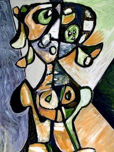 OSWALDO VIGAS (1923/2014), PITTORE VENEZUELANO – Poco importa ciò che usi, purché l'orizzonte espressivo sia vasto - Meeting Benches