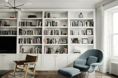 Serene and luxe Brooklyn Townhouse | Daily Dream Decor | Bloglovin'