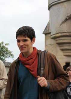 #ColinMorgan is #Merlin but #Merlin is #ColinMorgan yes yes
