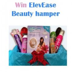 Win ElevEase Beauty hamper ^_^ http://www.pintalabios.info/en/fashion-giveaways/view/en/3305 #International #MakeUp #bbloggers #Giweaway