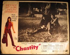chers first movie quotchastityquot 1969 cher obsession