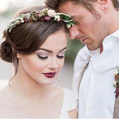 Wedding makeup by @theperfectface #bridebook