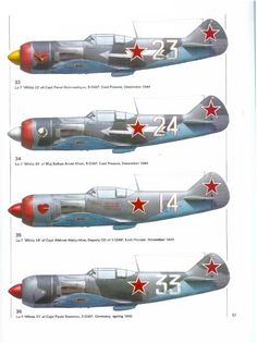 LaGG_and_Lavochkin_Aces_of_World_War_2_2.jpg (478×640)