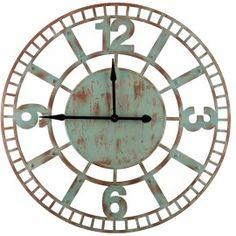 Verdi Iron Wall Clock 99cm