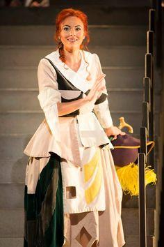 Isabel Leonard as Cinderella. Photo by Scott Suchman.
