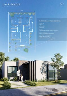 Modern House Floor Plans, Modern House Facades, House Plans, Mosque Architecture, Architecture Sketchbook, Architecture Design, Wooden House Design, Bungalow House Design, Architectural Floor Plans