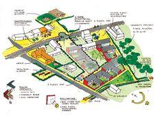WANDIGNIES-HAMAGE - revitalisation de centre bourg et implantation de nouveaux logements, 2015