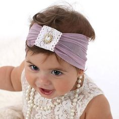 Clever Newborn Headbands Handmade Clothing, Shoes & Accessories Baby & Toddler Clothing