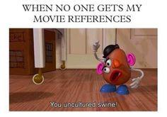 Movie quote problems