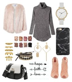 """""""Untitled #124"""" by fashionstyleideas4now on Polyvore featuring Skagen, Dolce&Gabbana, Sans Souci, Luv Aj, Avon and Illamasqua"""