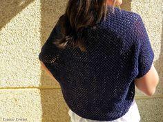 Chaqueta kimono Paso a Paso   Patrones Crochet, Manualidades y Reciclado