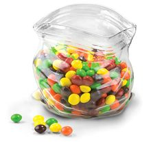 Unzipped Glazen Snack Bag