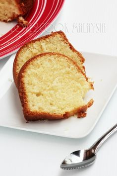 Low fat butter cakes - how to make them without butter