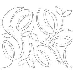 pattern digitized longarm Asian
