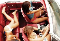 I think i fit right there at the backseat girls. Just stop by!