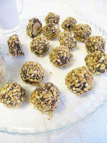 Raw Vegan twelve balls PB chocolate love