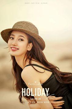 """Suzy -2nd Mini Album """"Faces of Love"""""""