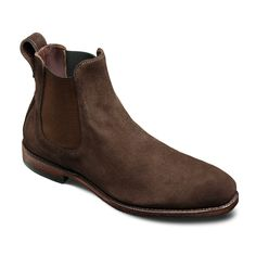 a73a10ed28a Liverpool Chelsea Suede Dress Boot by Allen Edmonds. Allen Edmonds
