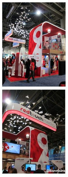 Redtouch, CES2013