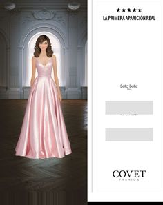 Prom Dresses, Formal Dresses, Covet Fashion, Dresses For Formal, Formal Gowns, Formal Dress, Gowns, Formal Wear, Ball Gowns