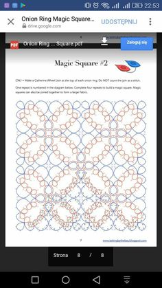 Shuttle Tatting Patterns, Needle Tatting Patterns, Magic Squares, Tatting Tutorial, Knitted Flowers, Lacemaking, Lace Jewelry, Tatting Lace, Sewing Basics