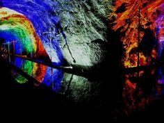 MINA DE SAL DE NEMOCÓN ♥ La Mina de Sal de Nemocón con más de 500 años de historia bajo es un atractivo turístico imponente a 80 metros de profundidad.