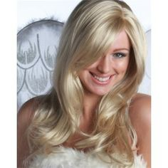Giant Trading - Wicked Wigs DIVINEBLB Deluxe Blonde/light Blonde Divine Wig - Adult Deals on - Siren Blonde Light Premium Wig Coupons,
