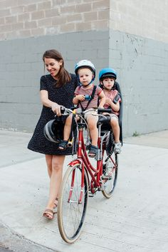 Tips + resources for biking with kids // cup of jo