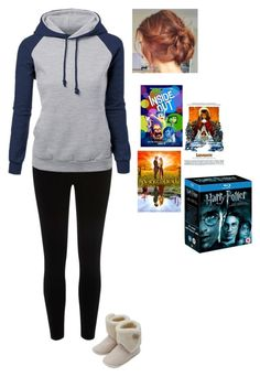 """Movie Marathon"" by nickpick ❤ liked on Polyvore featuring River Island and M&Co"