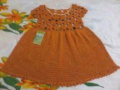 Gaun rajut bunga  Handmade-crochet, benang rayon viscose grade A yang lembut dan adem, made by order