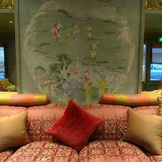 Hotel Daniel Paris thé luxe