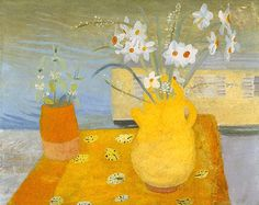 Winifred Nicholson - Kate's flowers