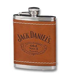 whiskey flask - Jack Daniels