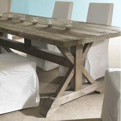 Padmas Plantation Salvaged Wood Dining Table & Reviews | Wayfair
