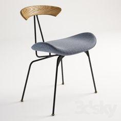 GRAMERCY HOME - Jayden Chair 442.010