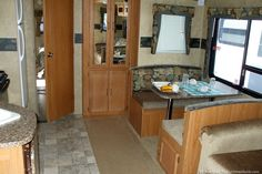 Pros and cons of RVs with slideouts. photo by Curtis at TheFunTimesGuide.com