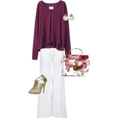 """Purple Weekend"" by hulagirl-61 on Polyvore"