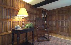 oak paneling - Google Search