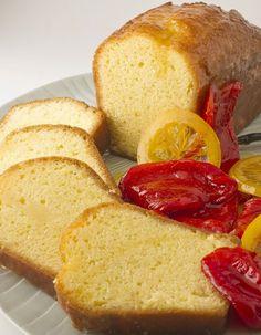 Cake au citron de Pierre Gagnaire pour 4 personnes - Recettes Elle à Table - Elle à Table