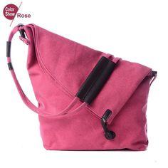 RoyaDong Brand New Women Messenger Bags Canvas Vintage Shoulder Bag Ladies Designer Small Crossbody Bags For Women