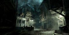 ArtStation - Thief Screenshots, Vincent Joyal