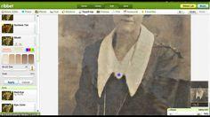 Tutorial Restoring Vintage Photos with Ribbet