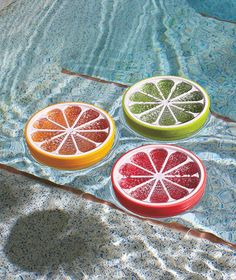 Floating Color-Changing Pool Lights  $5.95each