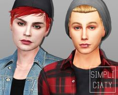 Simpliciaty: 5SOS - male sims • Sims 4 Downloads