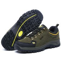 Waterproof Hiking Shoes Men Sneakers Outdoor Breathable Mountain Climbing Sports Shoes Trekking Shoes