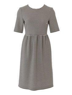 Jersey dress pattern in Burda Easy HW/2016