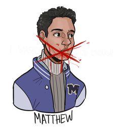 Until Dawn: Matt