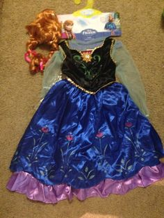 Frozen Anna Halloween Costume US $36.99 New with tags in Clothing, Shoes & Accessories, Costumes, Reenactment, Theater, Costumes