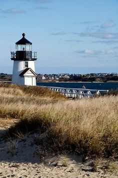 Nantucket and lighthouses.  A true northern prep's turf.