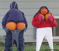 Fun Halloween decorations